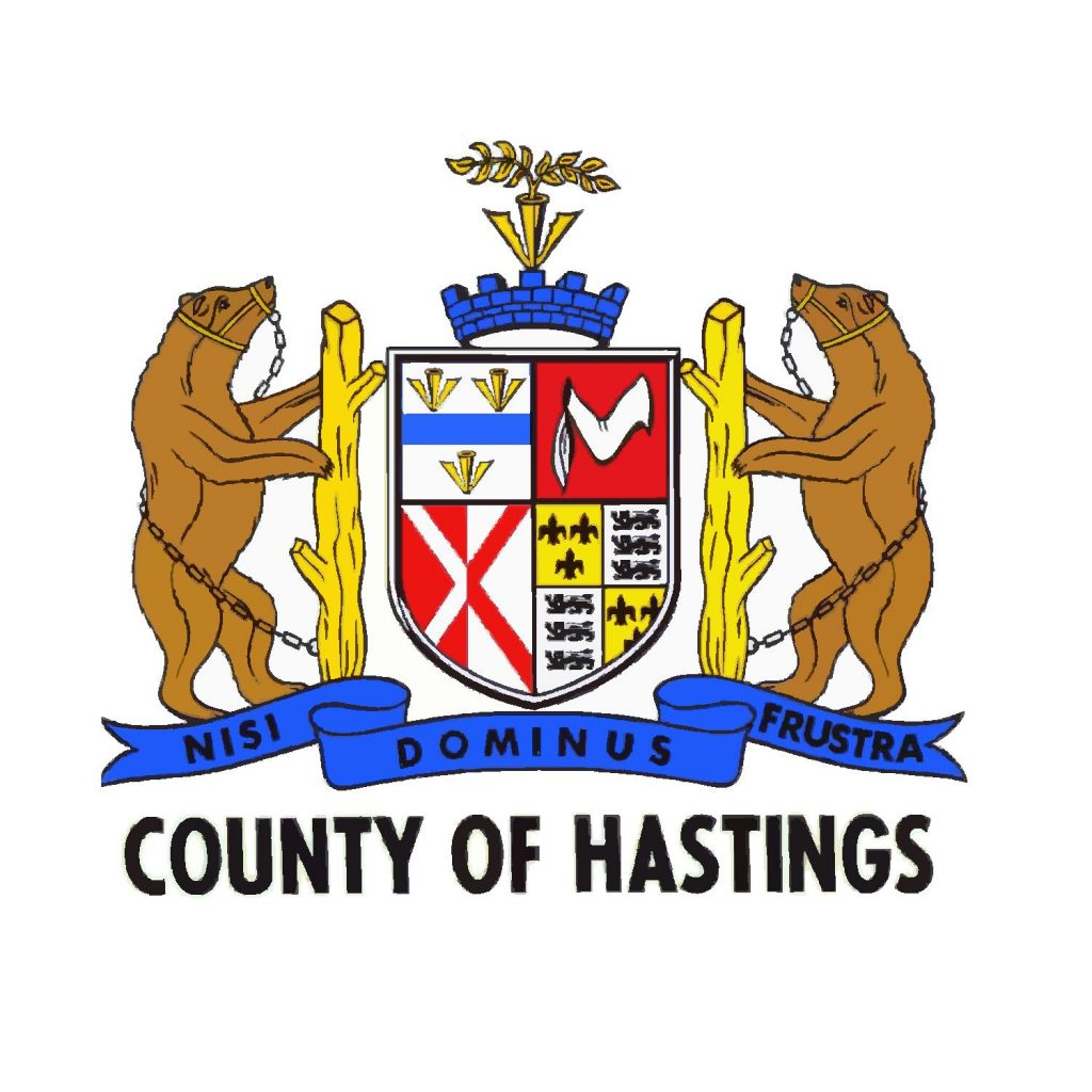 Hastings County Crest